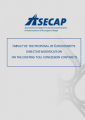 Position paper on the impact of the proposal of Eurovignette directive modification on existing toll concession contracts